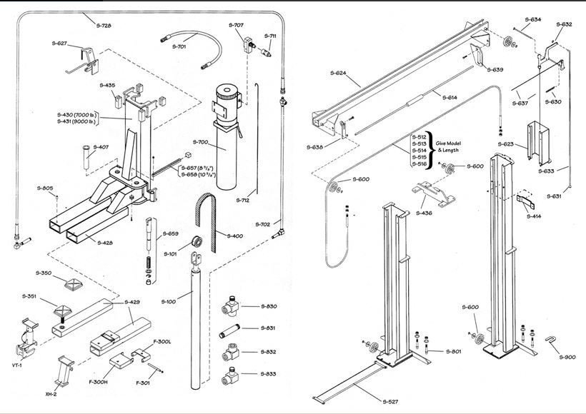 WL Diagram car lift wiring diagram rotary lift wiring diagram \u2022 wiring  at fashall.co