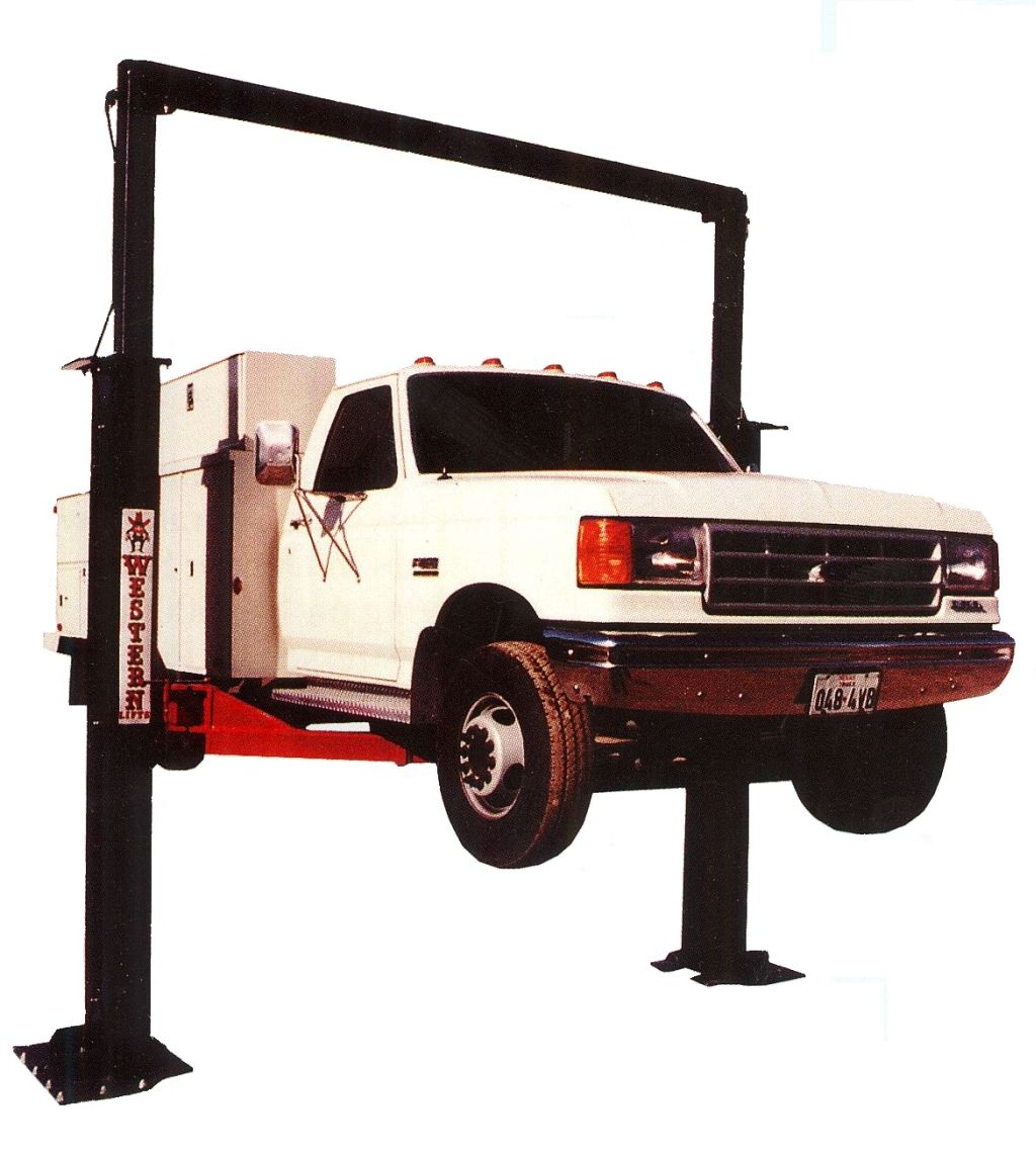 WLO-12,000 -15,000 Heavy Duty Car and Truck Lift