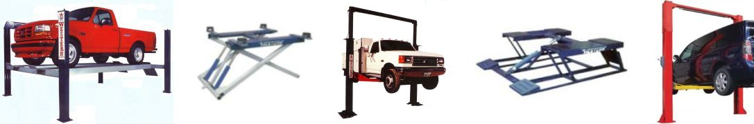 In Ground Lift Parts : In ground frame engaging lifts western lift hoist